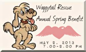 Waggytail Spring Benefit Information - click for details
